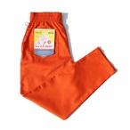 COOKMAN クックマン Chef Pants シェフパンツ オレンジ